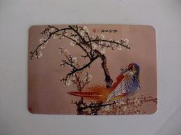 Bank/Banque/Banco Of China Macau Macao Pocket Calendar 1989 - Calendriers