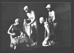 Zülpich / Schwerfen - Weihnachtskrippe In Der Evangelischen Kirche Zülpich - Single Back - Zuelpich