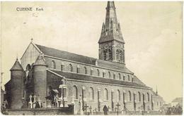 CUERNE - De Kerk - Uitg. A.Depoortere - Kuurne