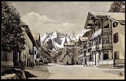 AK Landro (Höhlenstein),Toblach, Um 1915, Piz Popena, Monte Cristallo,Dolomiten,Pustertal, Tuck`s Postkarte, Josef Werth - Bolzano (Bozen)