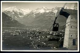 Teleferica Merano, Meran, Avelengo, 1925, Leo Baehrendt - Merano