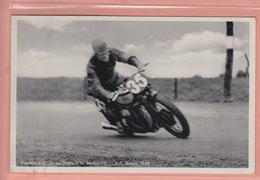OLD POSTCARD -   SPORTS - MOTO SPORT - TT- ASSEN 1936 - FREDDY FRITH - NORTON - Motociclismo