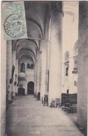 F71-090 TOURNUS - INTERIEUR DE L'EGLISE SAINT PHILIBERT - BAS COTE - Francia