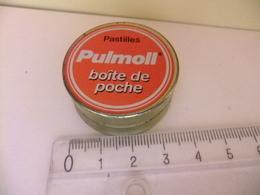 Caja De Pastilles PULMOLL Boîte De Poche - Cajas