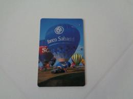 Bank Banque Banco Caja Círculo España Spain Pocket Calendar 2005 - Calendriers