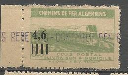 ALGERIE COLIS POSTAUX N° 132 NEUF** SANS CHARNIERE  / MNH - Algérie (1924-1962)