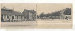 Carte Lettre Militaire : Chateauroux, 90e Régiment D'infanterie, Retour D'un Exercice De Mitrailleuse, Cuisine Et Cuisin - Chateauroux