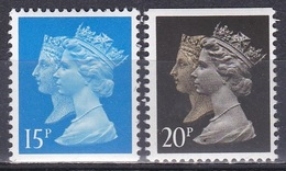 Großbritannien Great Britain England 1990 Post Königshäuser Royals Königin Victoria Elisabeth II. Queen, Mi. 1249-0 ** - Ungebraucht