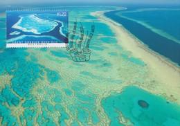 Australia 2013 Coral Reef, Great Barrier Reef Qld, Maximum Card - Maximum Cards