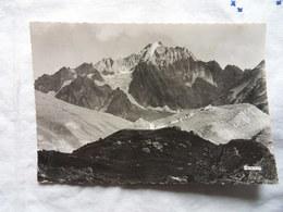 CP 10*15-L ALPE DU VILLAR D ARENE FACE NOR DES AGNEAUX 1959 TIMBRE TAXE - France