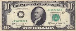 USA 10 DOLLARS 1963 A Kansas City VF (free Shipping Via Registered Air Mail) - Billets De La Federal Reserve (1928-...)