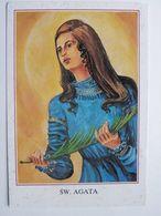 St Agata - Heiligen