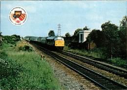 CPSM Train-Ligne Liverpool And Manchester Railway-Rocket 150                             L2771 - Eisenbahnen