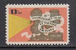 USA 1977 Talking Pictures 1v ** Mnh (41805C) - Verenigde Staten
