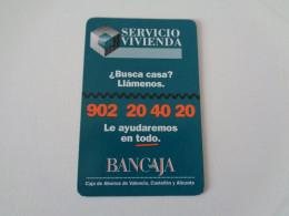 Bank/Banque/Banco Caixa Terrassa España Spain Spanish Pocket Calendar 2005 - Calendriers