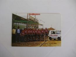 Cycling Cyclisme Ciclismo Portugal Portuguese Pocket Calendar 1987/1988 - Calendriers