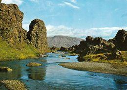 1 AK Island Iceland * Thingvellir Versammlungsstätte Des Althings Seit 1930 Nationalpark Seit 2004 UNESCO Weltkulturerbe - Island