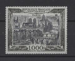 FRANCE.  YT  PA  N° 29  Neuf * (pli)  1950 - Poste Aérienne