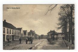 Peer  -  Groote Markt 1908 - Peer