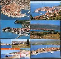 Yougoslavie Jugoslavija - Lot 6 Postcards  (voir Zie See Scans) - Yougoslavie