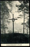 Bruneck, 1915, Brunico, Soldaten-Waldfriedhof _2, Friedhof, Pustertal, Südtirol, Verlag Mahl - Bolzano (Bozen)
