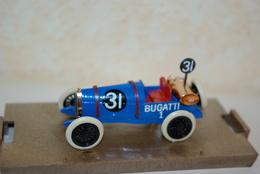 Bugatti Brescia 1921 Course N° 31 Brumm 1/43e - Brumm