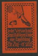 Senn's Roll-Oesen-Schuhe - Erinnophilie