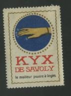 Kyx De Savoly - Le Meilleur Poudre à Ongles - Erinnophilie