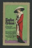 Herba Crème - Obermeyer Hanau - Erinnophilie