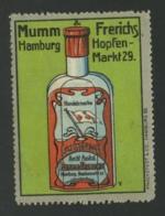 Mumm & Frerichs - Hambug - Erinnophilie