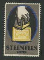 Steinfels Seifen - Zürich - Erinnophilie