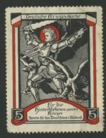 Deutsche Kriegsmarine - Erinnophilie