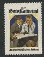 Der Gute Kamerad - Illustrierte Knaben Zeitung - Cinderellas
