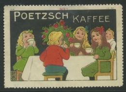 Poetzsch Kaffee - Erinnophilie