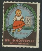 P.H. Inhoffen Bonn-Berlin - Victoria-Malzkaffee - Erinnophilie