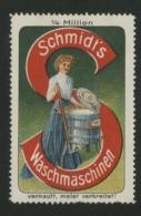 Schmidt's Waschmaschinen - Erinnophilie