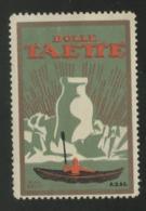 Alte Vignette Poster Stamp Bolle Taette - Erinnophilie