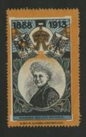 Kaiserin Auguste Viktoria - 1888-1913 - Erinnophilie