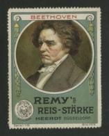 Remy's Reis-Stärke Heerdt Düsseldorf - Beethoven - Erinnophilie