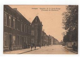 Jodoigne  Quartier De Lea Croix-Rouge (Chaussée De Charleroi) - Geldenaken