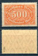 Deutsches Reich Michel-Nr. 223 Postfrisch - Geprüft - Deutschland