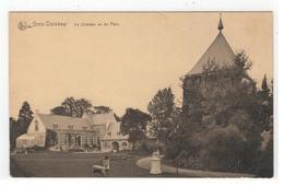 Grez-Doiceau  Le Château Vu Du Parc - Graven