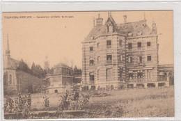 Fourneau-Marchin. Sanatorium Militaire. Vue Du Parc. - Huy