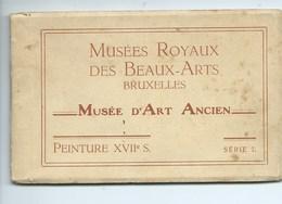 Bruxelles Musées Royaux Des Beaux-Arts ( Carnet De 10 Cartes ) - Brüssel (Stadt)