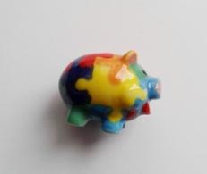 Fève Cochon Série Pig Party - Animaux