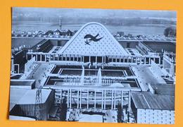 PK/CP : Wereldtentoonstelling Expo 1958 - Belgiëplaats En Voorgevel Van De Grote Paleizen (1288) - Expositions Universelles