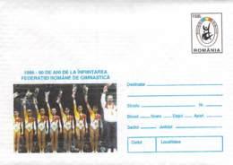 Federatia Romana De Gimnastica Cod 161/96 - Maximum Cards & Covers