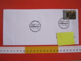 A.07 ITALIA ANNULLO - 2012 BOLOGNA 150 ANNI POSTE ITALIANE DEDICATI AL FUTURO FILATELIA FRANCOBOLLI - Posta