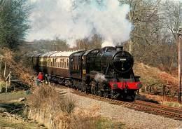 CPSM Train-Severn Valley Railway                             L2771 - Eisenbahnen