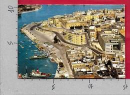CARTOLINA VG ITALIA - BRINDISI - Panorama E Porto Interno - 10 X 15 - ANN. 1973 - Reggio Calabria